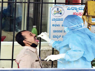 Bengaluru sees another big jump in Covid cases with 738 positive cases