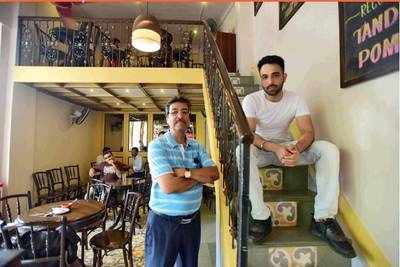 With Irani cafes dying in Mumbai, father-son duo keep the tradition alive at their new eatery