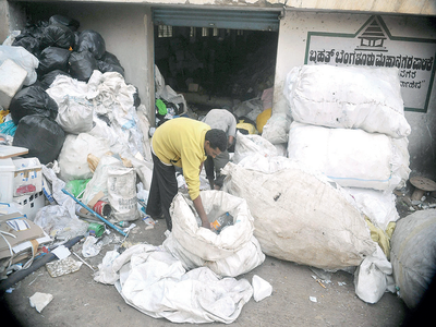 BBMP has what KIA needs, to hand over seized plastic soon