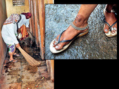 'Govt's swachhata hi seva becoming jaan leva for manual scavengers'