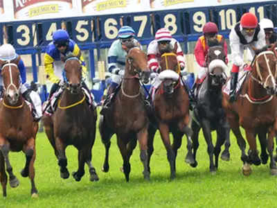 Jockeys satisfied with track, all set to race