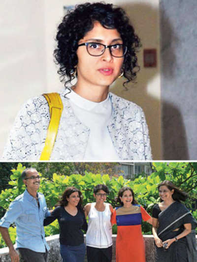 Kiran Rao leaves 'dream project' due to differences with NFDC