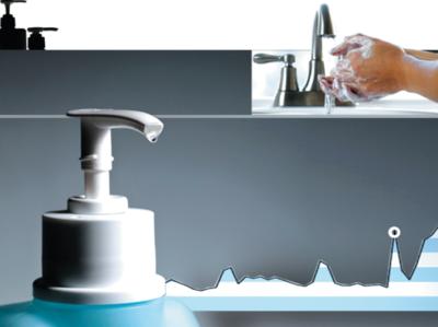 Why soap works better than hand sanitiser