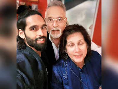 Sid Mallya posts new family picture with his estranged parents
