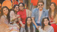 Samantha shares adorable picture from Venkatesh's daughter Ashrita's wedding
