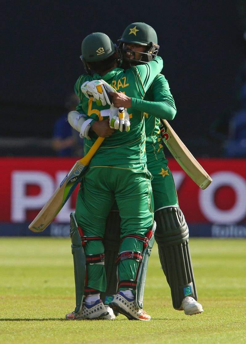 Pakistan beat Sri Lanka in must-win match to reach semis