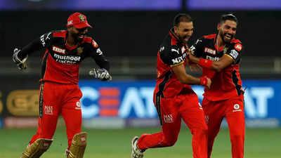 RCB vs MI Highlights, IPL 2021: Harshal Patel hat-trick helps Bangalore crush Mumbai by 54 runs