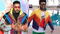 Badshah competes with Ranveer Singh's fashion sense at 'Khandaani Shafakhana' trailer launch