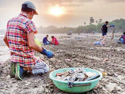 Penance on the beach: Community service is reforming lives