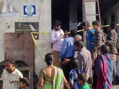 Four injured in Dharavi septic tank explosion