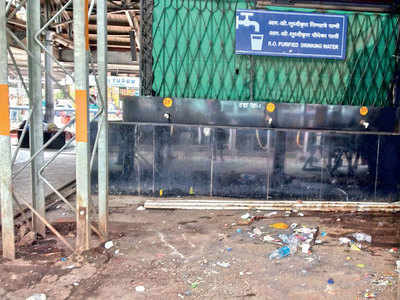 Law students push for clean-up of station, threaten legal action