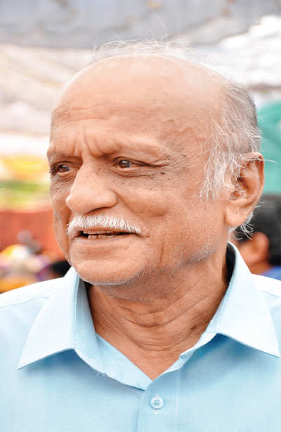 'I was at the spot when Kalburgi was shot dead'