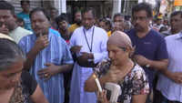 Mass funerals begin after deadly Sri Lanka attacks