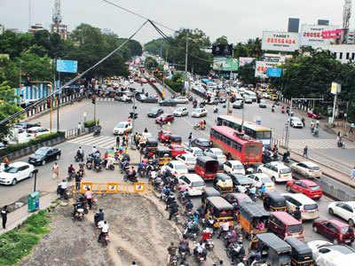 BJP MLA demands double-deck bridge on the Metro route