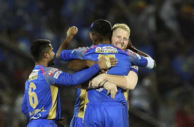 Highlights RR vs KXIP: Rajasthan Royals beat Kings XI Punjab by 15 runs to stay alive in IPL 2018