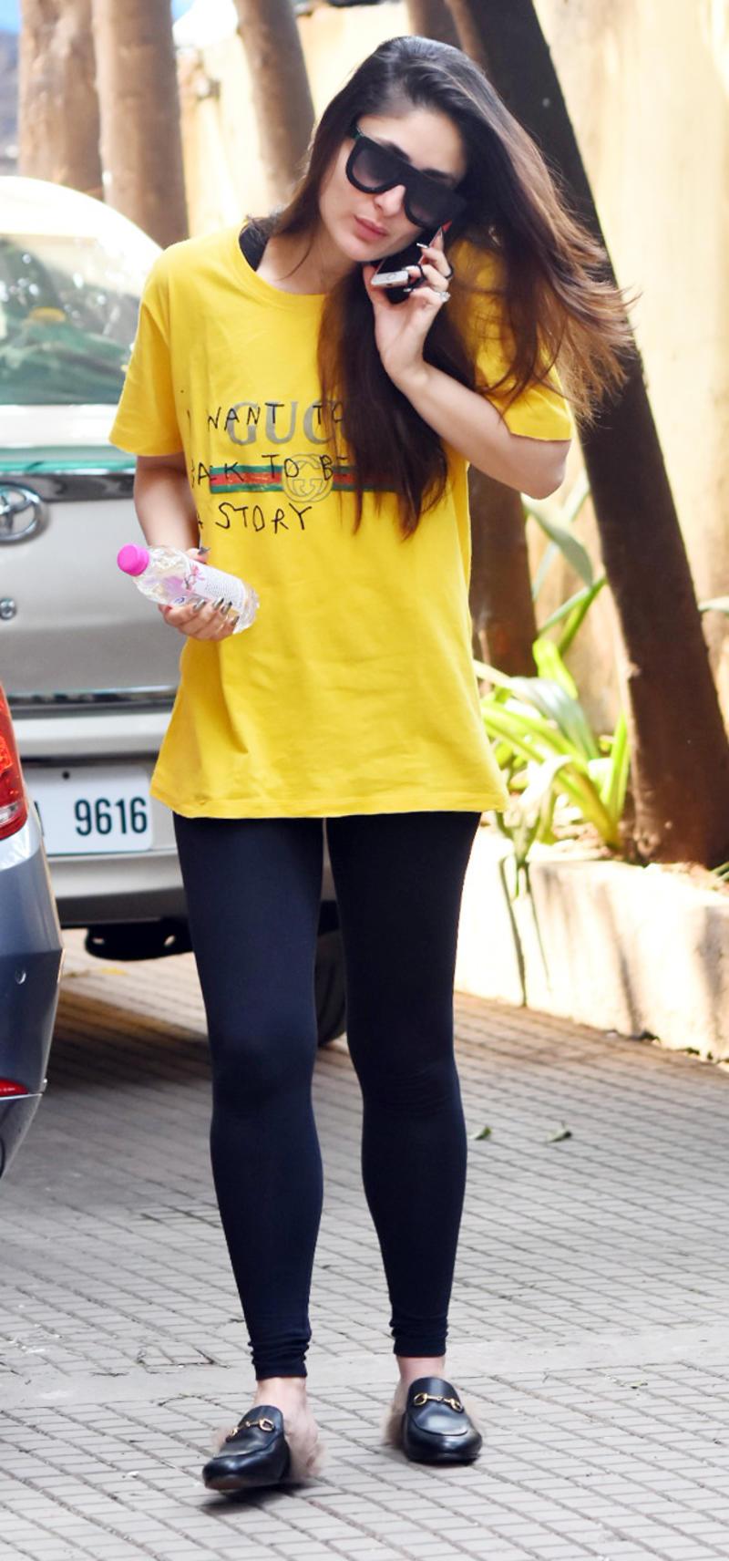 Kareena Kapoor at her fittest best