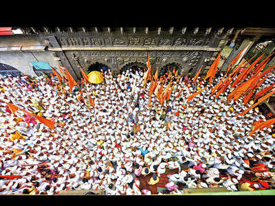Yashada study suggests limiting pilgrims at Alandi