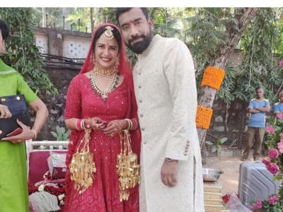Photos: Jassi Jaissi Koi Nahi actress Mona Singh ties the knot with boyfriend Shyam Gopalan
