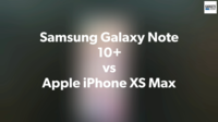 Here's how Samsung's most expensive smartphone compares to Apple iPhone XS Max