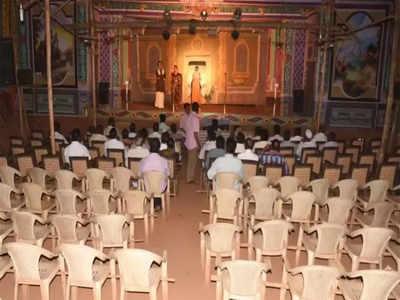 Drama troupes face heat of EC code