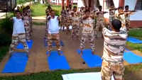 ITBP gears up for International Yoga Day