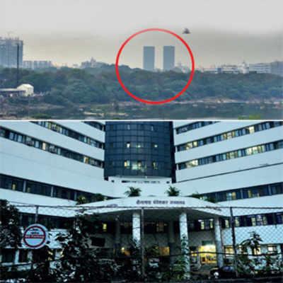 Trump Towers among 30 awaiting NGT show-cause as STP defaulters