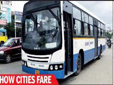 BMTC planning to go cashless by the end of this year?
