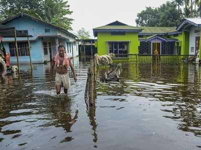 Assam flood: 20 dead, more than 57 lakh people affected