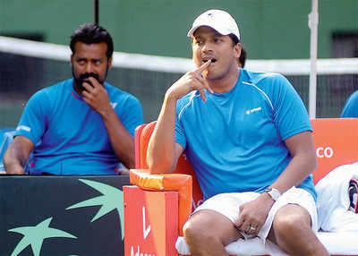 Was Bhupathi brought in to rein in Paes?