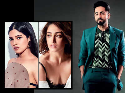 Ayushmann Khurrana: It's difficult to shave my head