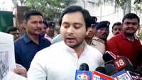 Tejashwi slams CM Nitish Kumar over health infrastructure in Bihar
