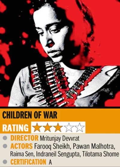 Film review: Children Of War