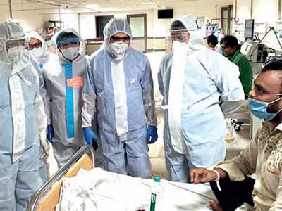 925 MBBS grads called into service in Ahmedabad