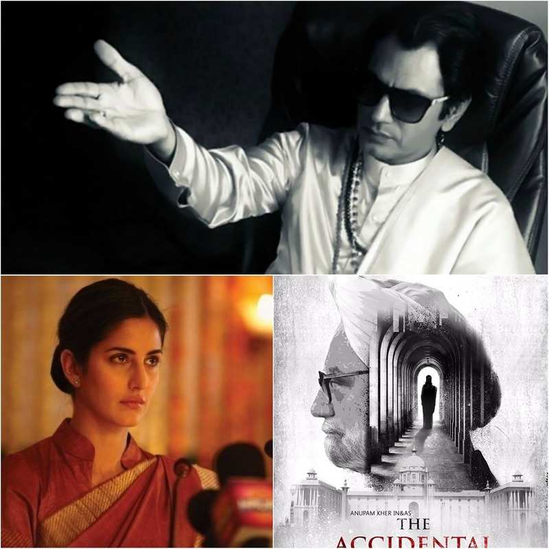 In Pics: From Katrina Kaif to Nawazuddin Siddiqui, actors who stepped into the shoes of a politician on the silver screen