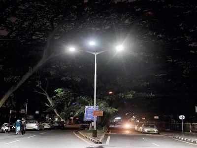 3 lakh LED lights by December: Chief Minister Basavaraj Bommai