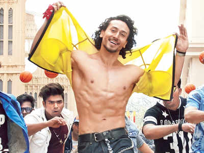 Tiger Shroff: I don't care about the padding around me