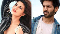 Jacqueline Fernandez and Kartik Aaryan react on social media's negative comments