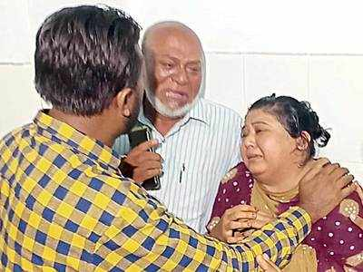Relatives' wails fill LG Hospital corridors in Maninagar; Mayor requests not to play politics over unfortunate incident