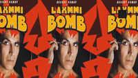 Here's Akshay Kumar's first 'kohl-eyed' look from 'Laxmmi Bomb'