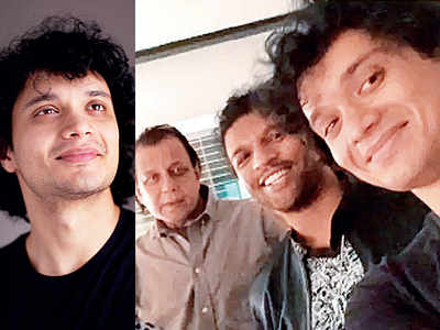 Mithun Chakraborty's son Namashi: Every time my dad goes to LA, people just assume he's sick