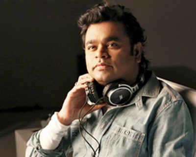 Rahman scripts a film about a singer