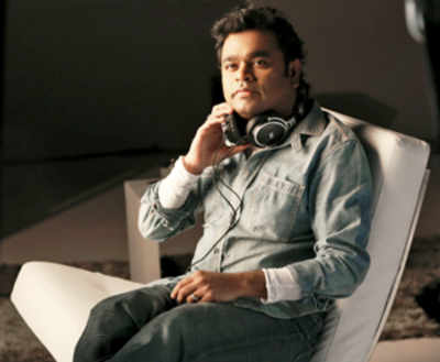 Rahman scripts a film about a singer