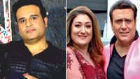 Krushna says he only seeks forgiveness from Govinda, Sunita maami