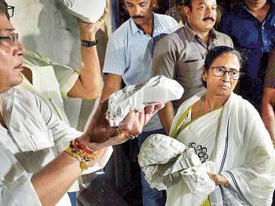 Mamata Banerjee cries foul as EC cuts short West Bengal campaign after violence,  calls a 'gift to BJP'