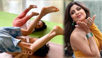 Viral! Shilpa Shetty shares the cutest video of her kids