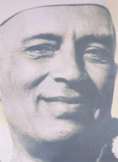 Repositioning Nehru