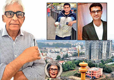 FOREIGN INVESTOR DUPED OF HIS MONEY BY PUNE REALTOR