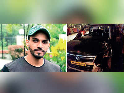 Uber driver arrested in Bandra hit-and-run