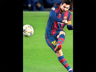 Messi salary at Barca 'unsustainable' says presidential candidate