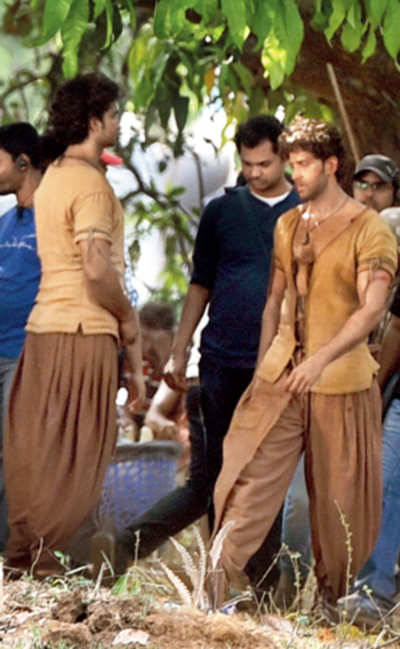 When Hrithik lost his cool over a pic
